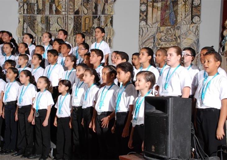 FundaMusical canta con Bancaribe por primera vez en Zulia