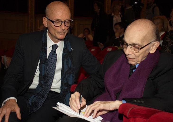 Binacional Italia Venezuela interpreta notas de hermandad frente a la Unión Europea