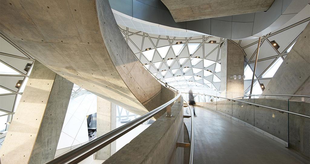 Sinergia entre artistas y público. Casa de la Música de Aalborg (Dinamarca).