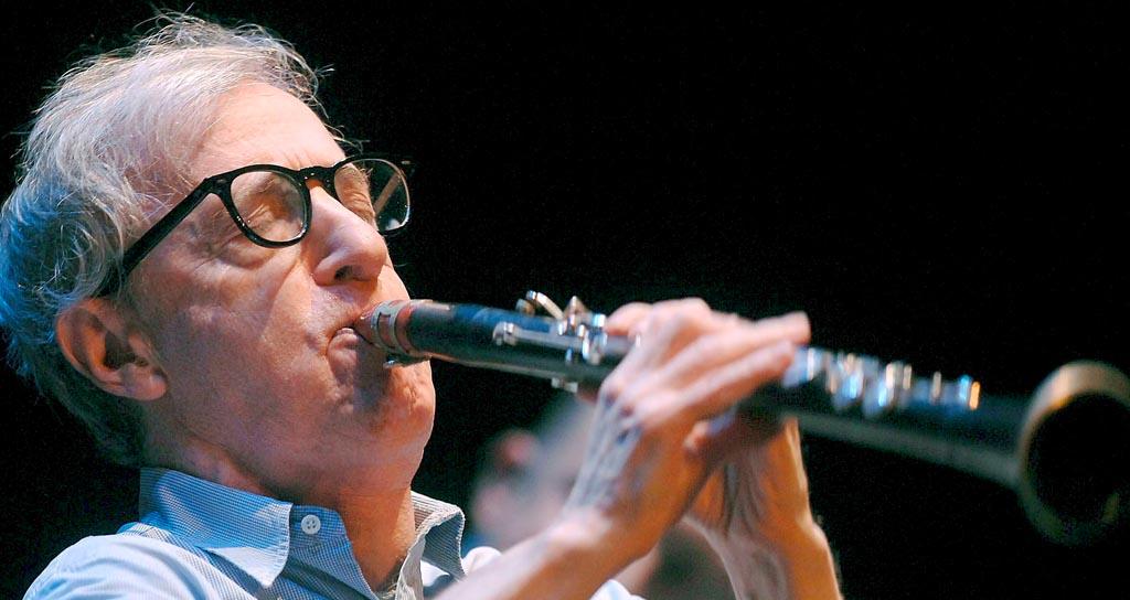 MÉXICO: Woody Allen despedirá el año con su banda de jazz