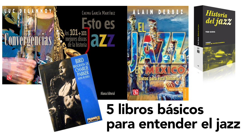 5 libros básicos para entender el jazz