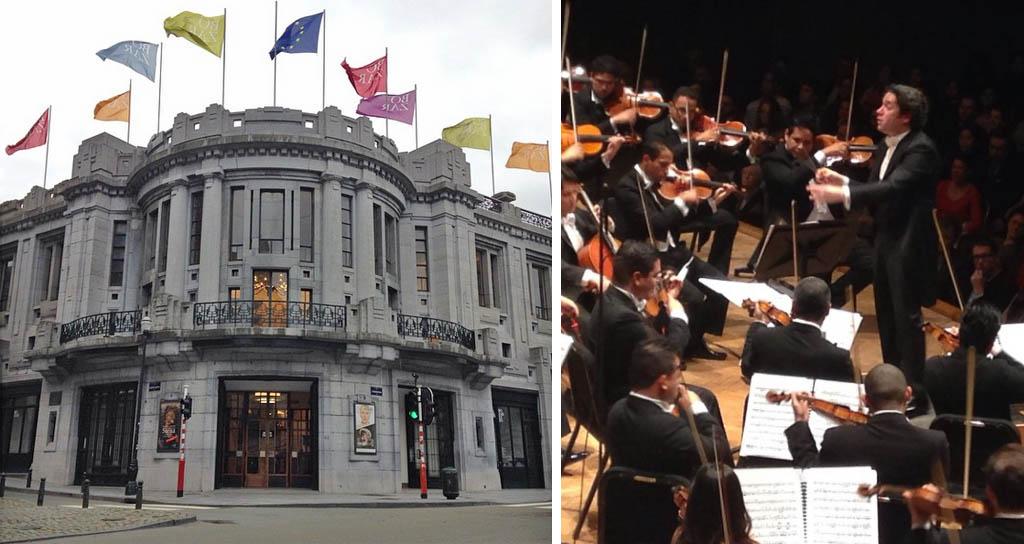 Dudamel y la Simón Bolívar entregan a Bruselas la energía de Mahler y Orbón