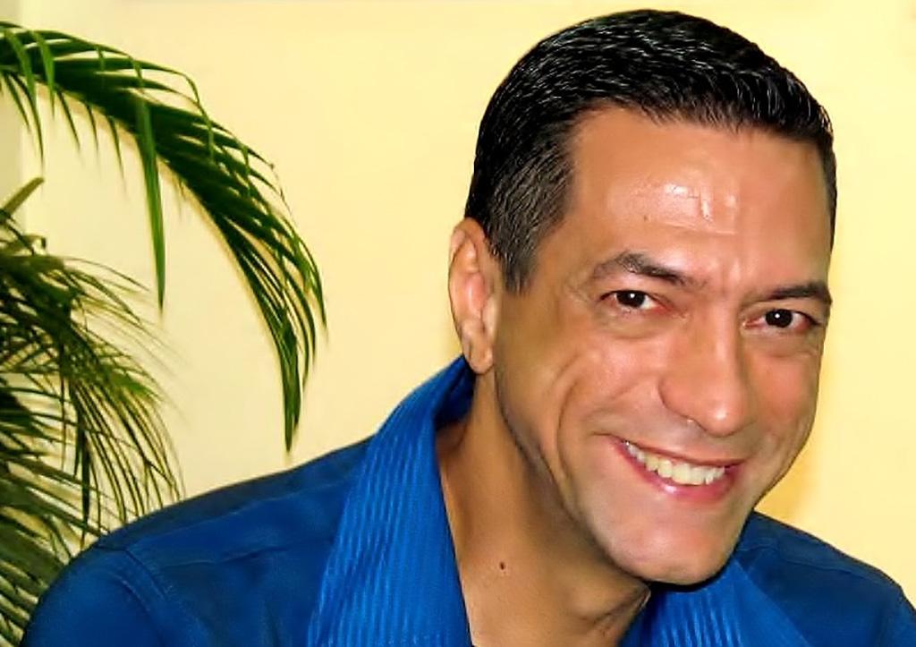 Director Jaime García