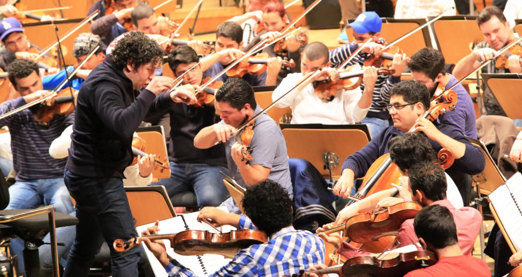 El destino llama y Wagner responde: Dudamel y la Simón Bolívar vuelven a triunfar en el Auditorio Nacional de Música de Madrid
