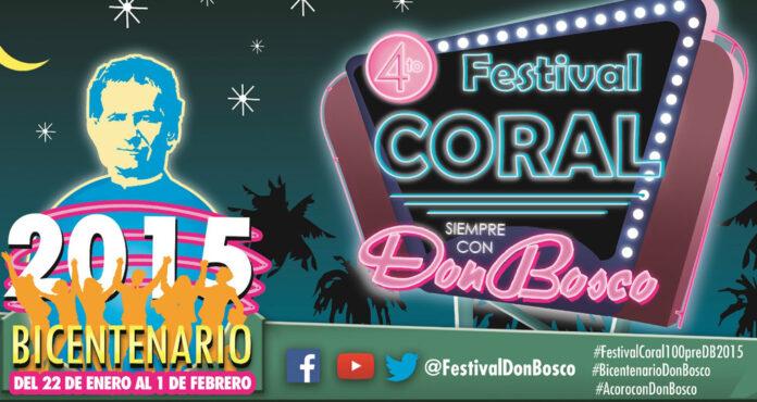 4to Festival Coral Siempre con Don Bosco 2015