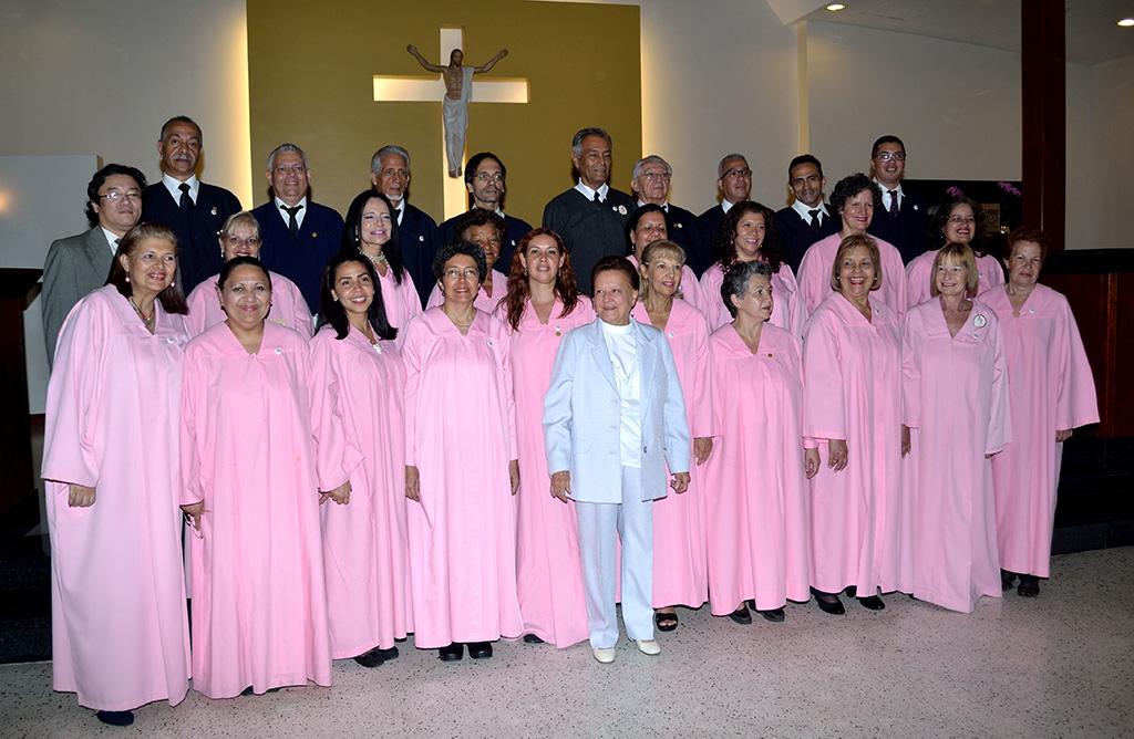 """""""Agrupación Polifonía"""" en sus 50 años"""