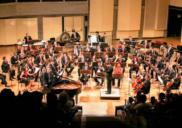 Banda Marcial de Caracas ofrecerá concierto el 28 de febrero en el Teresa Carreño