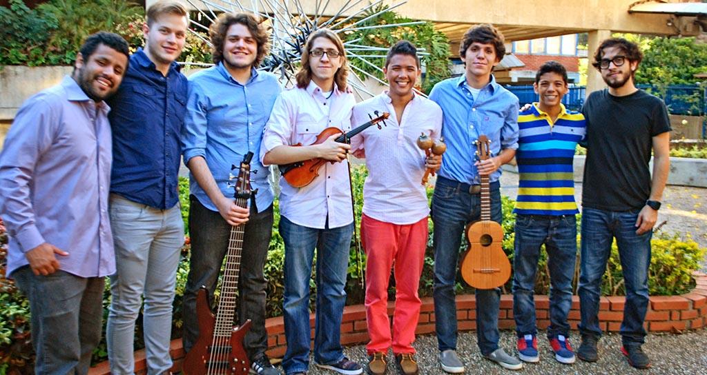 Estudiantes venezolanos del Berklee College of Music ofrecen concierto gratuito en Caracas