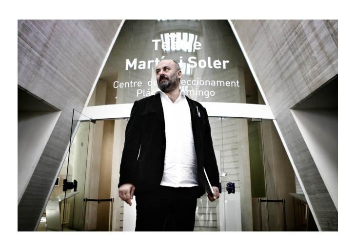 Davide Livermore quiere 'abrir' el Palau de Les Arts a la ciudad