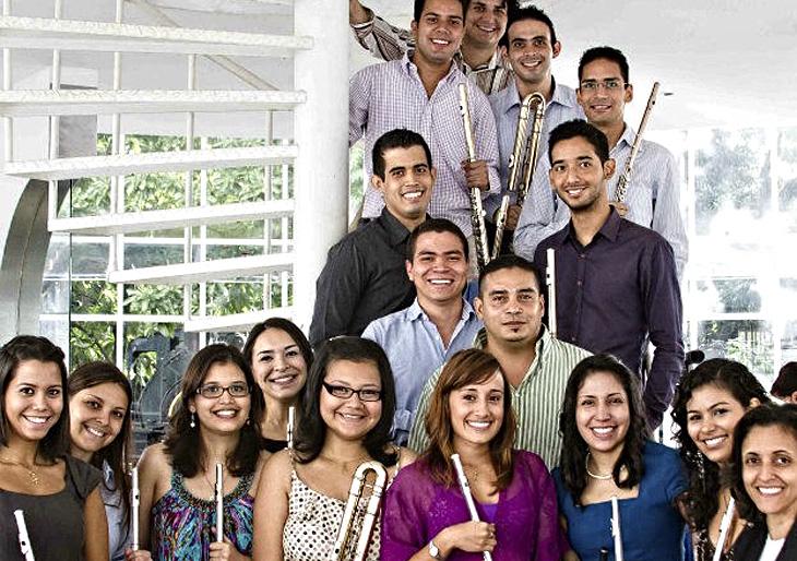 La Orquesta Nacional de Flautas de Venezuela celebra su XX Aniversario
