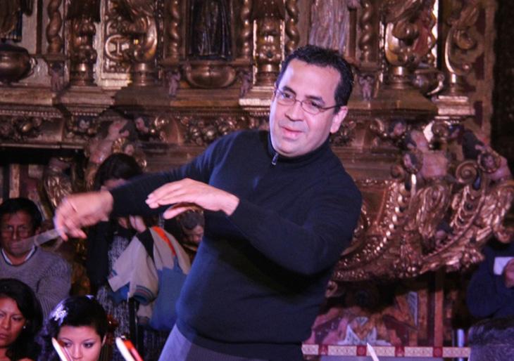 Eddy Marcano apuesta por la música como vía de desarrollo social