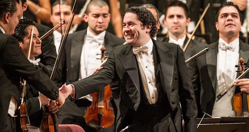 Dudamel y la Sinfónica Simón Bolívar descongelan París con Beethoven y Wagner