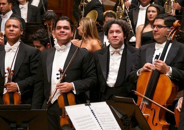 Nuevo disco de la Sinfónica Simón Bolívar y Gustavo Dudamel está disponible en la web