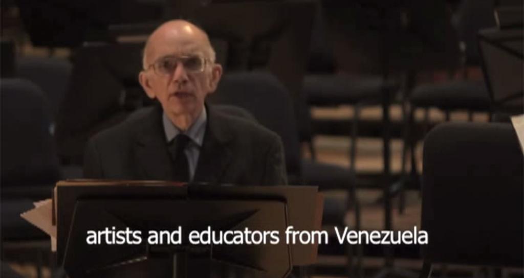 José Antonio Abreu: incansable hombre que enaltece el nombre de Venezuela