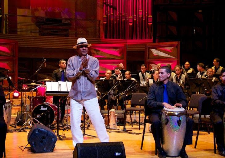 La Orquesta Latinocaribeña Simón Bolívar hará bailar a Cartagena