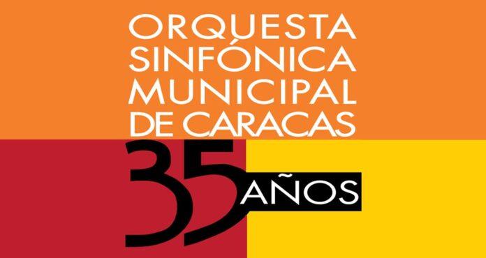 Orquesta Sinfónica Municipal de Caracas 35 años