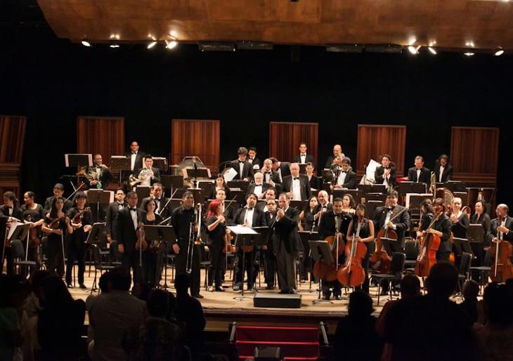 Orquesta Sinfónica Municipal de Caracas se prepara para celebrar sus 35 años de existencia en 2015