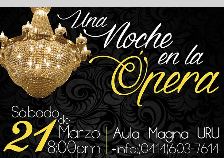 Una Noche en la Ópera Marabina