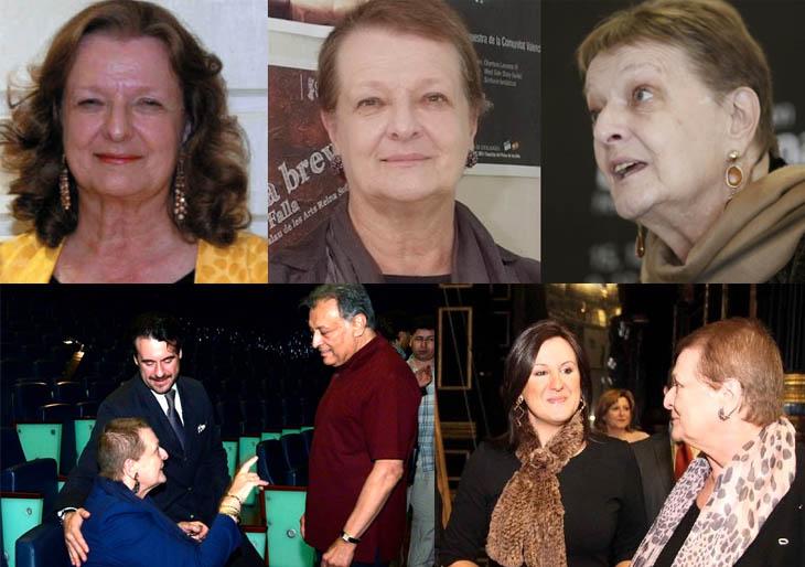 El ocaso de Helga Schmidt: una ópera en cinco partes