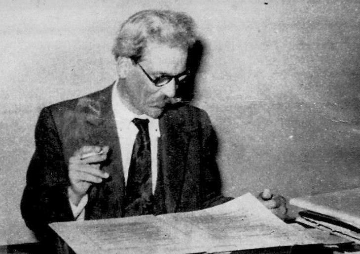 Tras cuarenta años de Vicente Emilio Sojo