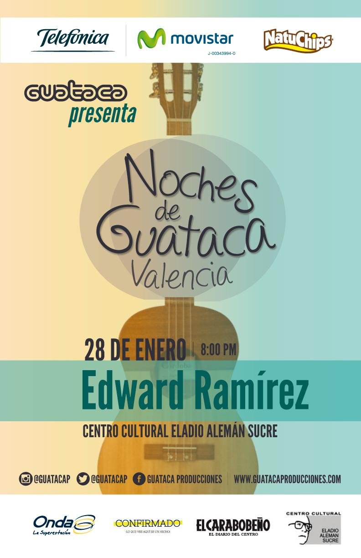 #NochesDeGuataca sonará simultáneamente en Caracas y Valencia