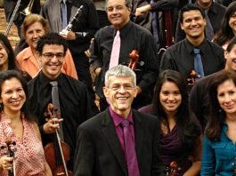 Christophe Talmont y la Orquesta Sinfónica del Estado Mérida