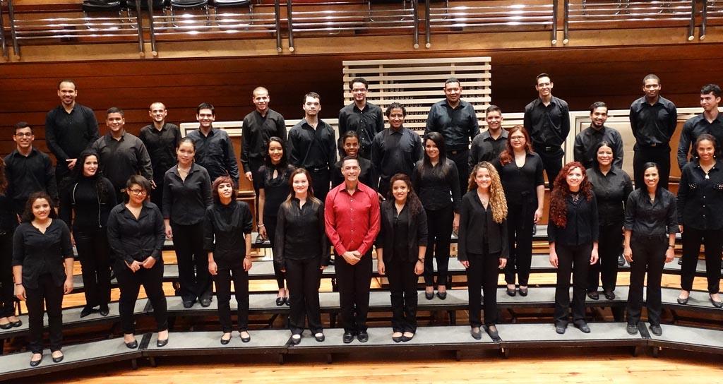 Coro Juvenil del Conservatorio de Música Simón Bolívar busca nuevos integrantes