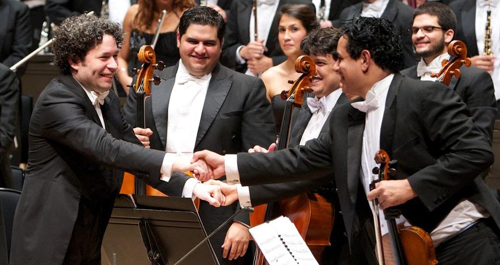 Londres aplaudió el atrevido tino musical de Dudamel y la Bolívar