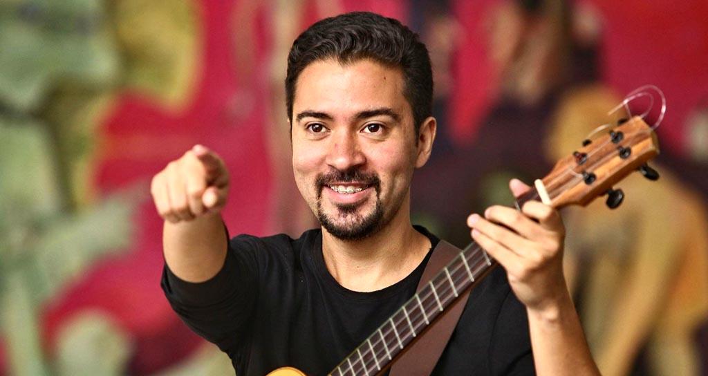 #NochesDeGuataca arranca en Valencia con Edward Ramírez al ritmo de Cuatro, maraca y buche