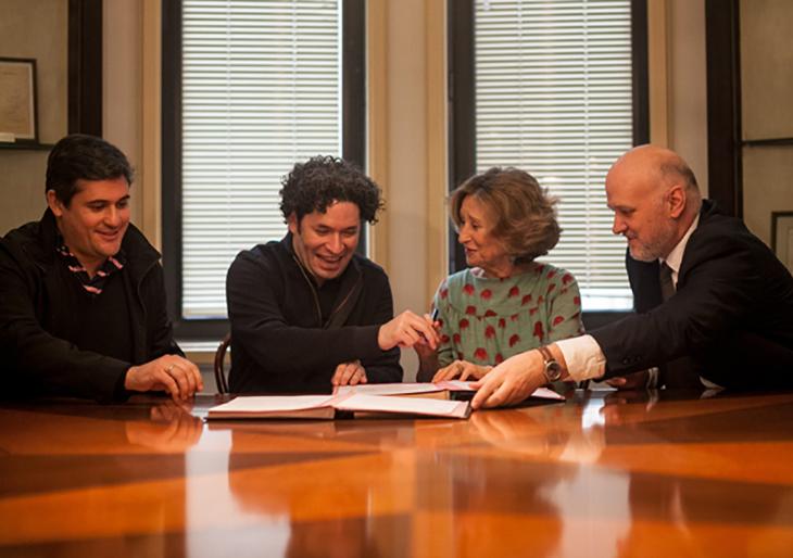 Sistema de Orquestas venezolano intercambiará formación con Palau de la Música Catalana