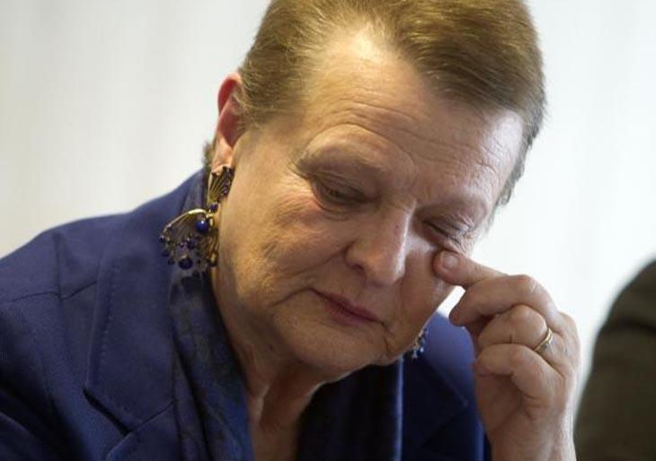 Helga Schmidt, 15 años en Les Arts fulminados por la sospecha