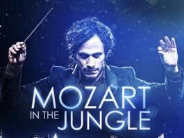 Mozart in the jungle: una versión ficticia del director Gustavo Dudamel