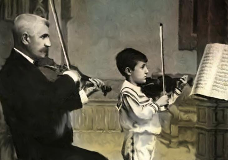 Ascanio Negretti Vasconcellos: Primer Concertino de la OSV