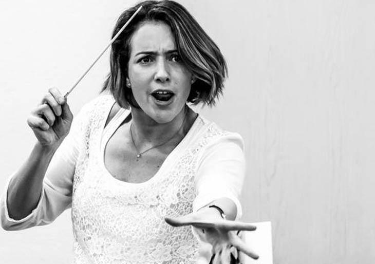 """Alondra de la Parra musicalizará el filme """"Amor sin barreras"""""""