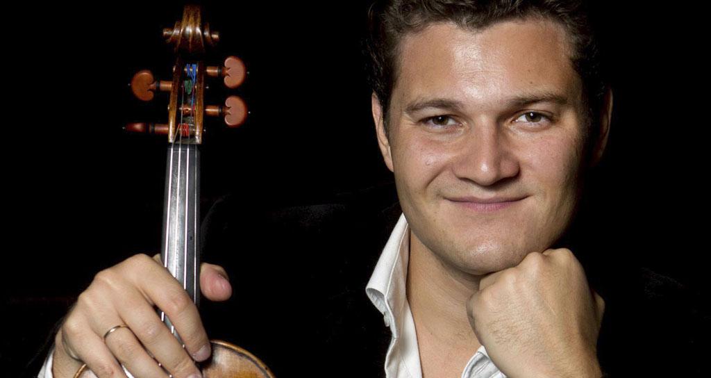 """""""Venezuela es un país de primera en la música"""": violinista canadiense Alexandre Da Costa"""