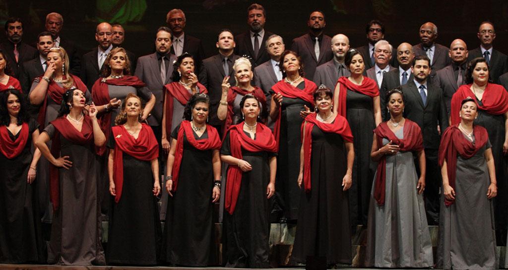El Coro de Ópera Teresa Carreño presenta: Recital de canciones españolas y zarzuela