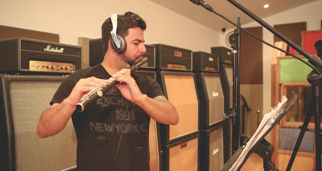 El hechizo Flautístico de Eric Chacón invade #NochesDeGuataca