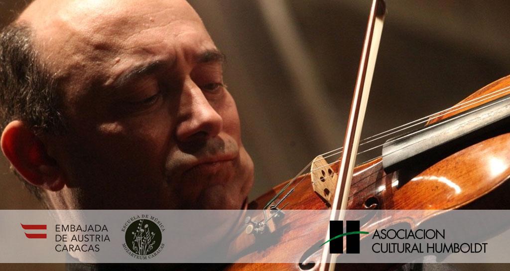 El maestro vienés Gernot Winischhofer conducirá a la Orquesta de Cámara Mozarteum Caracas