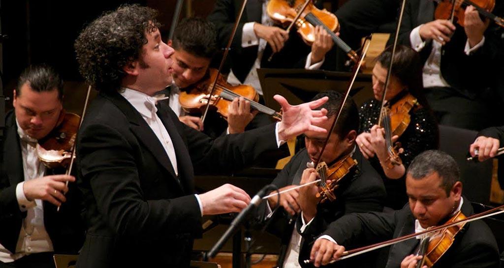 """La Sinfonía """"Trágica"""" de Mahler será dirigida por Gustavo Dudamel este viernes"""