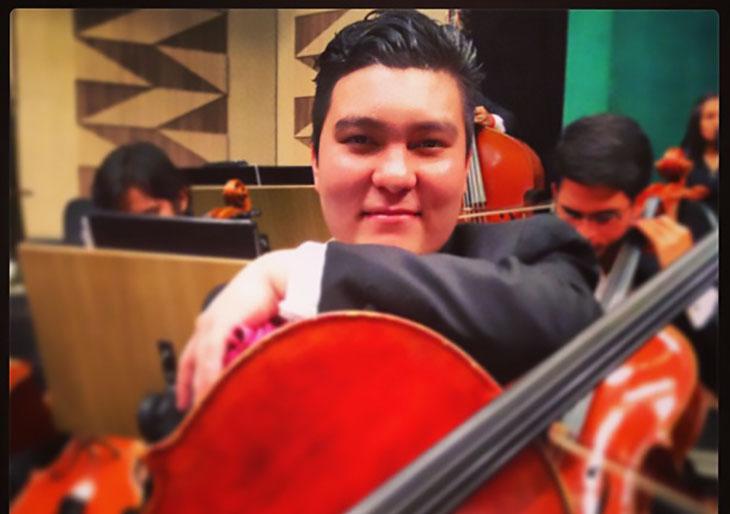 Sinfónica Juvenil de Falcón realiza concierto en el marco II Festival Regional de Violoncello