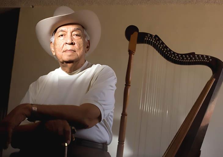 Juan Vicente Torrealba cumple 98 años