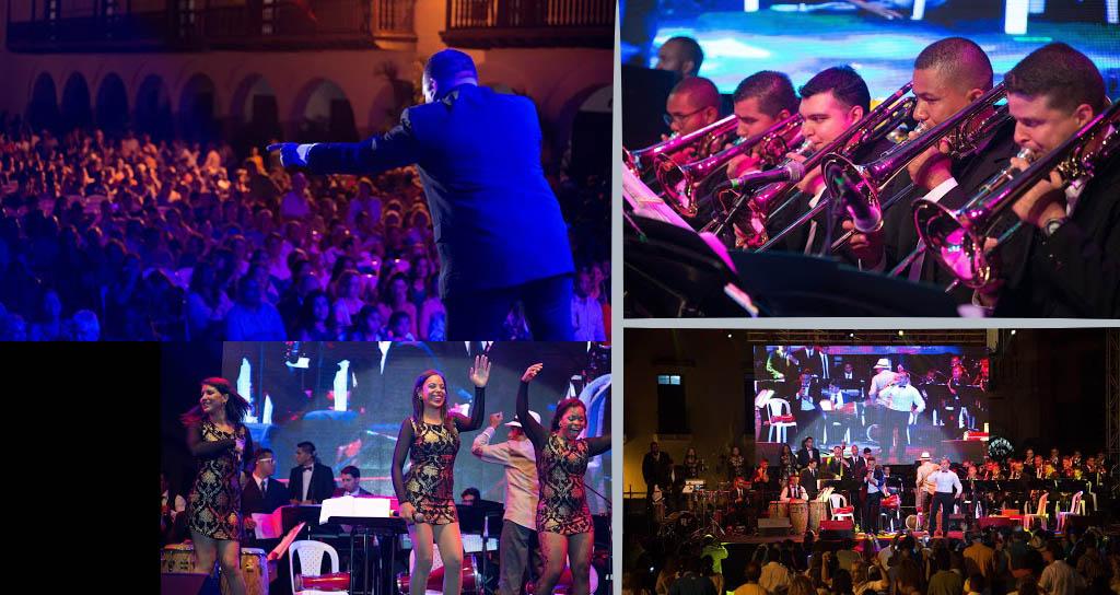 Música Latina con la etiqueta de El Sistema hace vibrar a Cartagena