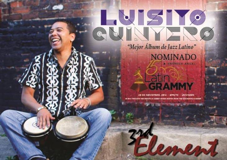 #NochesDeGuataca Nueva York recibe a Luisito Quintero y su 3rd. Element