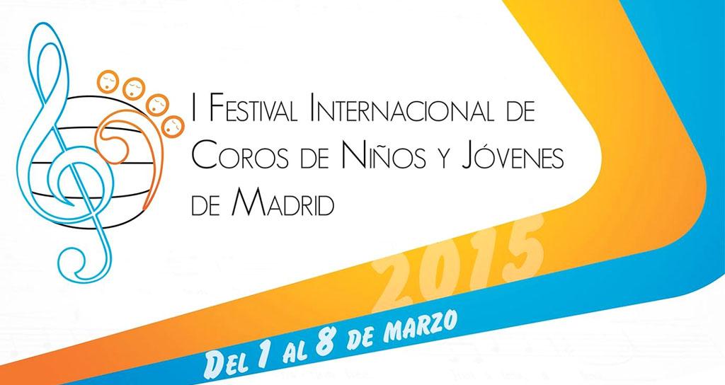 Se celebra el I Festival Internacional de Coros de Niños y Jóvenes de Madrid