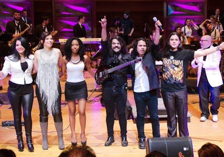 Convocatoria Audiciones: Orquesta de Rock Sinfónico Simón Bolívar