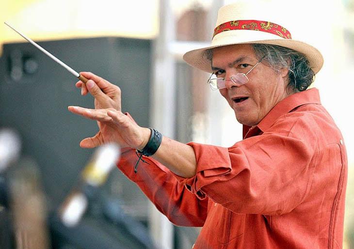 Arturo Márquez dicta seminario de composición en Caracas