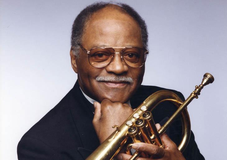 Muere el trompetista Clark Terry a los 94 años