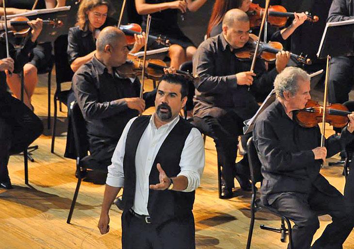 El Teatro Teresa Carreño se viste de Ópera