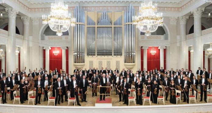 Orquesta Filarmónica de San Petersburgo, el conjunto sinfónico más antiguo de Rusia