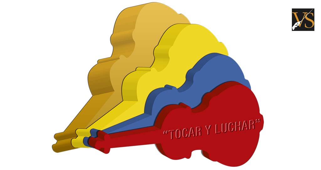 El Sistema suma 700 mil niños y jóvenes venezolanos tocando, cantando y luchando